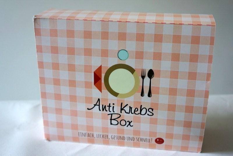 Anti-Krebs-Box 1 (Das Foto zeigt einen Prototypen!)