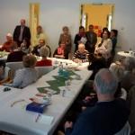 Gesprächsrunde über Ernährung und Krebs mit Experten, Patienten und Pressevertretern, 24.3.2015, Haus Leben Leipzig