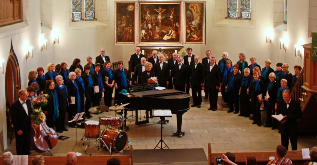 Benefiz-Konzert des Lehrerchors Leipzig