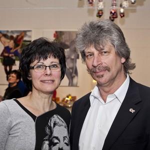 Pia und Klaus Bugiel, fox-Courier