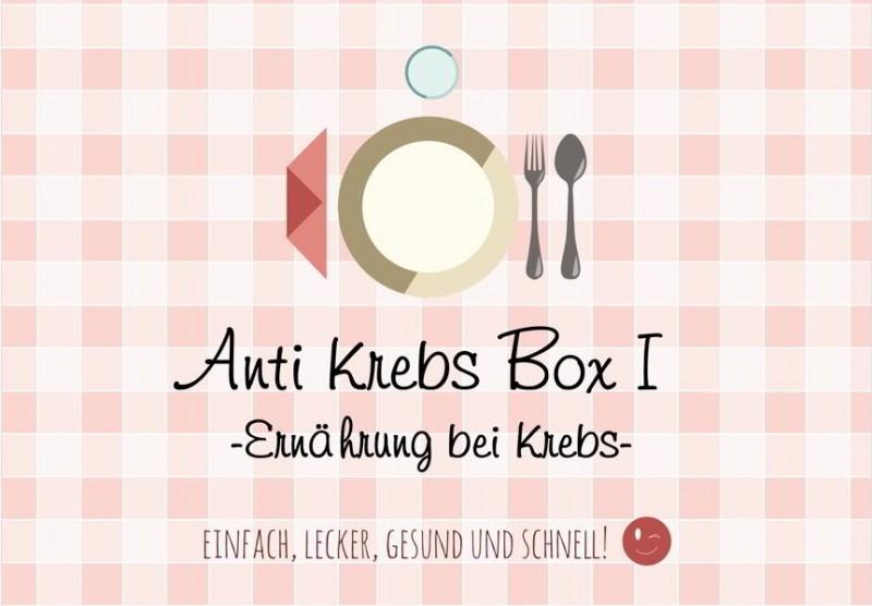 Das Logo der Anti-Krebs-Box 1