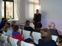 Vortrag: Chemotherapie und Nebenwirkungen