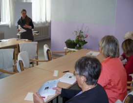 Vortrag: Einheimische Kräuter in der Volksheilkunde