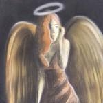 Engel – Ein Bild aus unserem Offenen Atelier