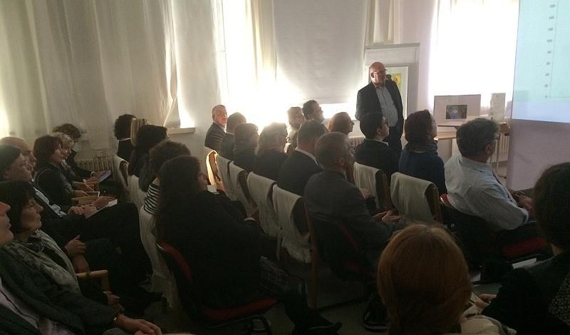 Dr. med. Christoph Schimmelpfennig im Vortrag