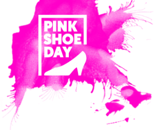 Logo Pin Shoe Day (Dateiformat: transparentes png)