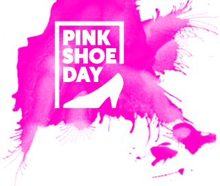 Logo Pin Shoe Day (Dateiformat: transparentes png)