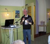 Prof. Beuth: Vortrag zur Krebstherapie