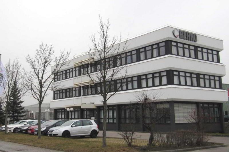Das Leipziger REHAU-Büro