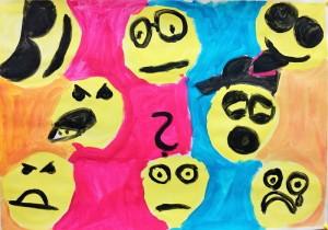 """""""Smileys"""" – Ein Bild aus unserem Friesennest"""