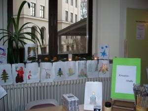 Weihnachtsbasar im Haus Leben Leipzig