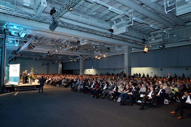 Hauptstadtkongress Medizin und Gesundheit, 2014