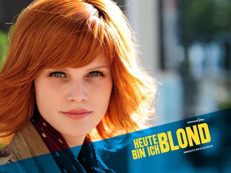 "Filmszene aus ""Heute bin ich blond"""