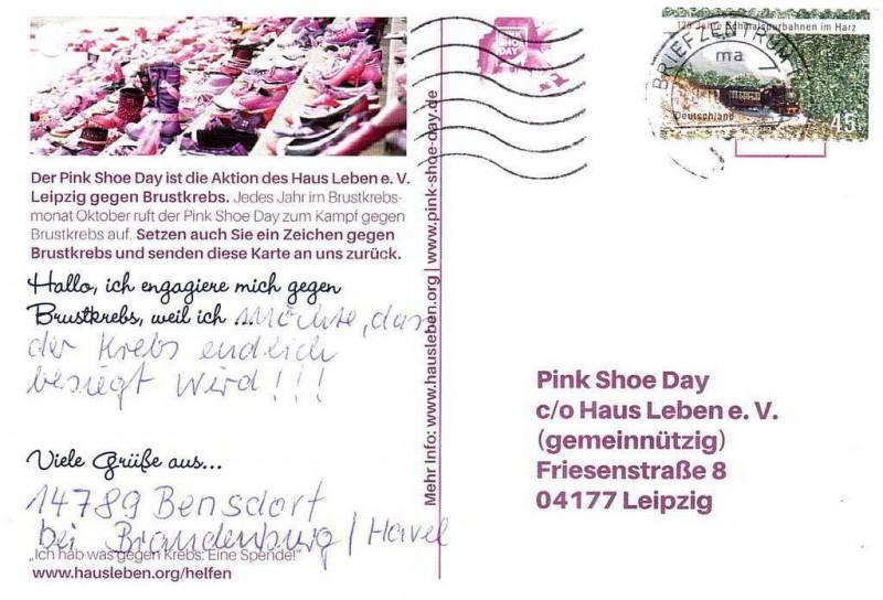 rückläufer postkarte bensdorf-k