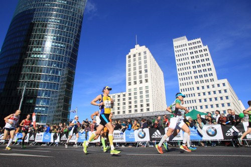 BMW Berlin Marathon © SCC EVENTS/JP Durand